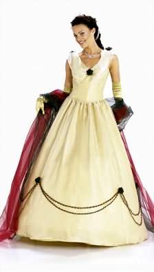 Burda Empress or washerwoman 2479