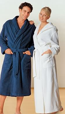 Burda Bathrobe 2653