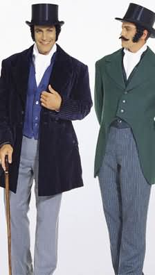 Burda Men's Costume - circa 1848 2767