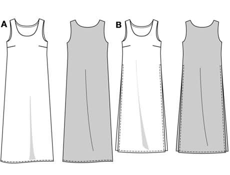 Burda Dress 2943