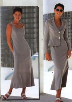 Burda Jacket & Dress 2974