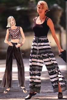 Burda Pants 2989