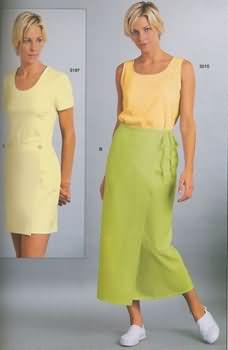 Burda Skirt 3005