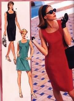 Burda Dress 3477