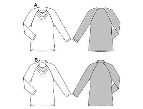 Burda Shirt 8265