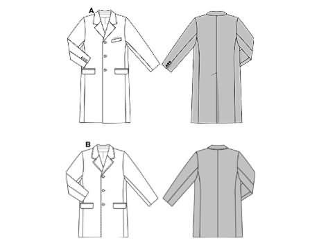 Burda Coat 8275