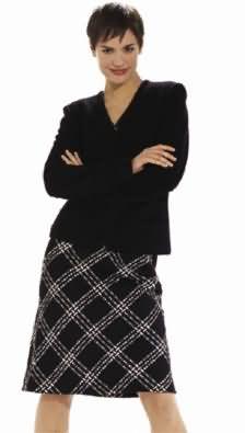 Burda Costume/skirt suit 8294