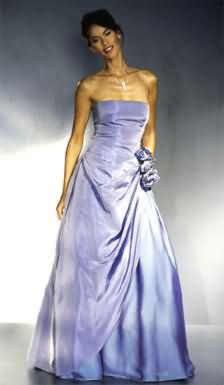 Burda Evening dress 8321