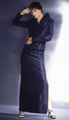 Burda Costume/skirt suit 8326