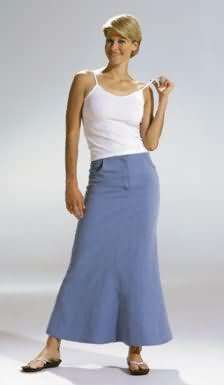 Burda Skirt 8342