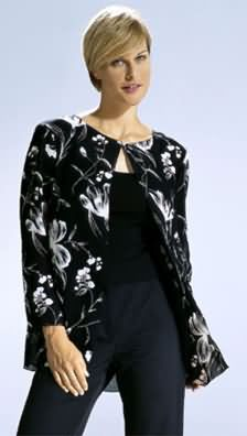Burda Shirt and jacket 8363