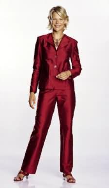 Burda Trouser/pant suit 8375