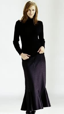 Burda Skirt 8406