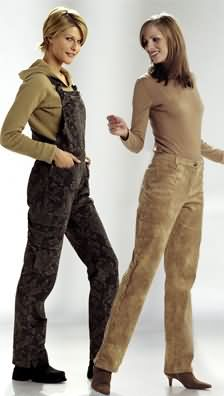 Burda Trousers/pants and bibbed trousers/pants (dungarees) 8408