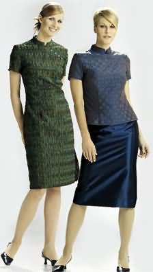 Burda Dress 8438