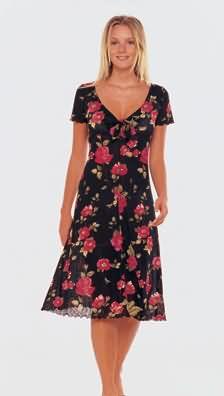 Burda Dress 8510