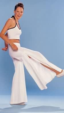 Burda Hipster trousers/pants 8512