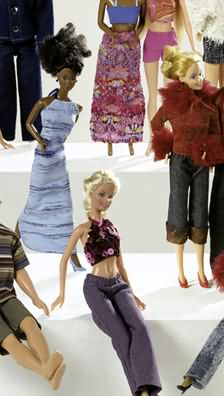 Burda Doll's clothes 8576