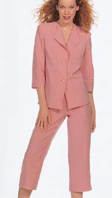Burda Trouser/pant suit 8619