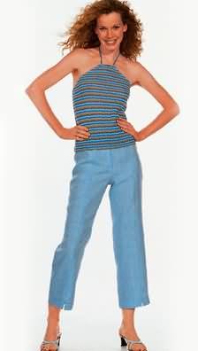 Burda Trousers/pants 8667