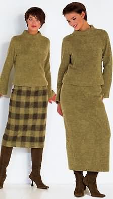 Burda Skirt 8765
