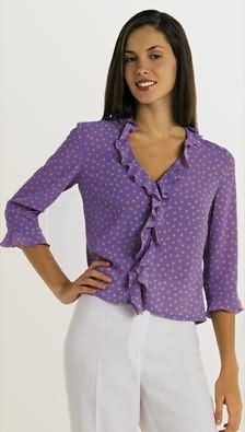 Burda Blouse 8806