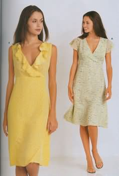 Burda Dress 8836