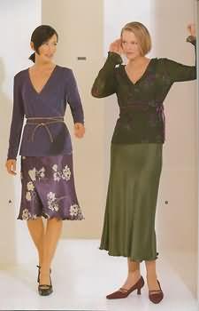 Burda Skirt 8894