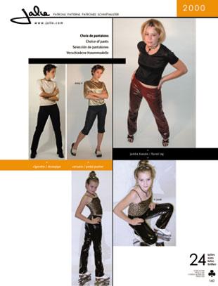 Jalie Choice of Pants 2000