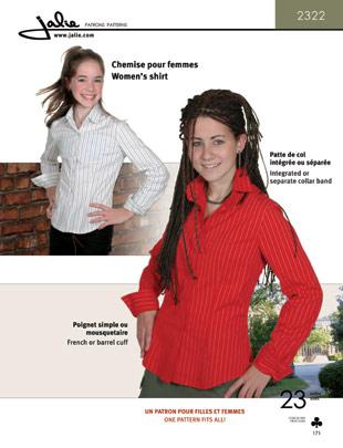 Jalie Women's shirt 2322