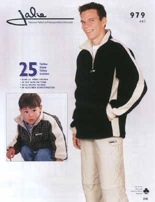 Jalie Fleece Pullover 979