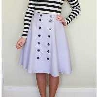 Jennifer Lauren Cressida Skirt Digital Pattern