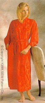 Kwik Sew Robe 2029