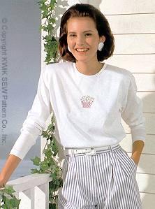 Kwik Sew shirts 2054