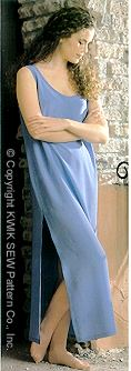 Kwik Sew Ladies' Nightgowns 2239