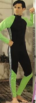 Kwik Sew  Wetskin (UV suit) 2335