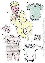 Kwik Sew 2433 Pattern