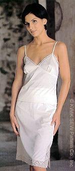 Kwik Sew Panties & Cami 2467