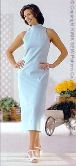 Kwik Sew Knit Dresses 2517