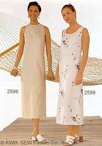 Kwik Sew Dresses 2599
