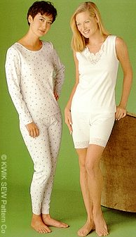 Kwik Sew Misses Underwear 2702