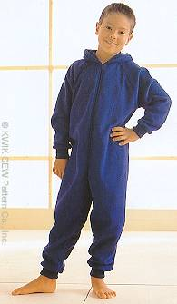 Kwik Sew Sleeper & Jumpsuit 2704