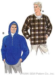 Kwik Sew Sweater 2729