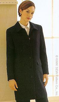 Kwik Sew Misses Jackets 2736