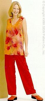 Kwik Sew Tunic 2778