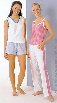 Kwik Sew Uniform Shorts 2779