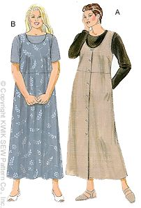 Kwik Sew Women  Jumpers & Shirts 2836
