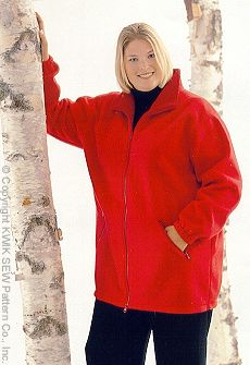 Kwik Sew Women  Jackets 2839