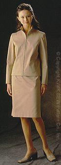 Kwik Sew Misses' Jackets 2896