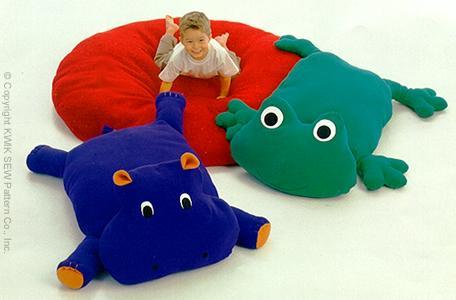 Kwik Sew Lounge pillows 2959